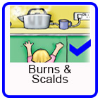 Burns and Scalds