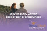 Over 1 million mammograms provided by BreastCheck