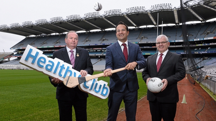 Irish Life to invest in the GAA / HSE Healthy Club Project