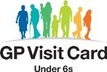 GP Visit Card for Children Under 6