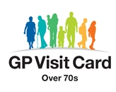 GP Visit Card Over 70s